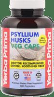 Yerba Prima, Psyllium Husks Caps