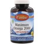 Carlson Labs, Maximum Omega 2000