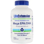 Life Extension, Mega EPA/DHA