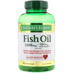 Nature's Bounty, Fish Oil
