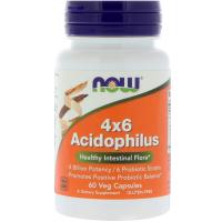 Now Foods, 4x6 Acidophilus