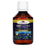Oslomega, Норвежская серия, докозагексаеновая кислота (ДГК) с витамином D3 для детей