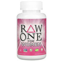 Garden of Life, Vitamin Code, RAW One
