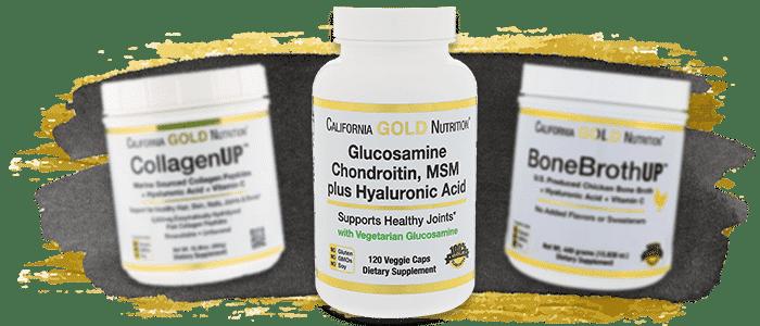глюкозамин на iherb хондроитин