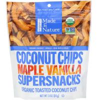 сухофрукты iherb кокосовые чипсы