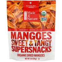 сухофрукты на iherb манго