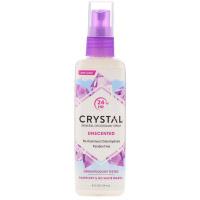 Crystal Body Deodorant, Минеральный аэрозольный дезодорант, без запаха