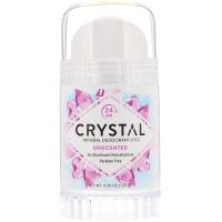 Crystal Body Deodorant, Минеральный дезодорант-карандаш, без запаха, 120 г