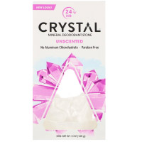 Crystal Body Deodorant, Mineral Deodorant Stone, Unscented