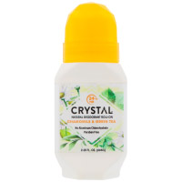 Crystal Body Deodorant, Натуральный шариковый дезодорант