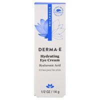 Derma E, Увлажняющий крем для глаз с гиалуроновой кислотой