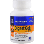 Enzymedica, Digest Gold с ATPro