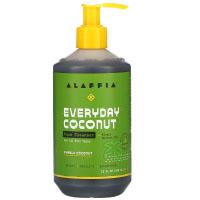 Alaffia, Everyday Coconut, очищающее средство для лица