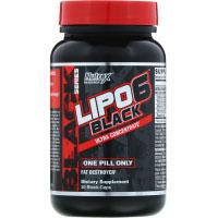 Nutrex Research, Lipo-6 Black, ультраконцентрат