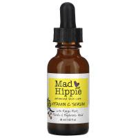Mad Hippie Skin Care Products, сыворотка с витамином С, 8 активных ингредиентов