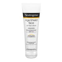 Neutrogena, Age Shield для лица, солнцезащитный крем без масла, SPF 110