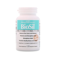 BioSil by Natural Factors, ch-OSA, порошок в капсулах
