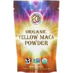 Earth Circle Organics, Organic Yellow Maca Powder