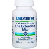 Life Extension, Формула для детей, Life Extension Mix, с натуральным ягодным вкусом