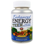 KAL, Enhanced Energy, Teen, Memory & Concentration Blend