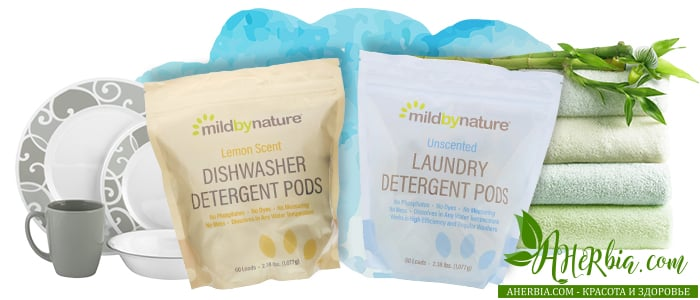 mild by nature pods