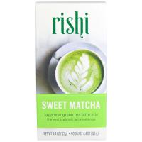 Rishi Tea, Смесь из японского зеленого чая и латте