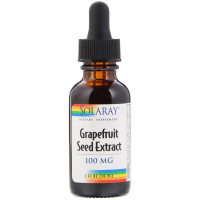 Solaray, Экстракт семян грейпфрута, 100 мг