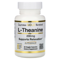 California-Gold-Nutrition-L-Theanine-AlphaWave-Supports-Relaxation-Calm-Focus-200-mg