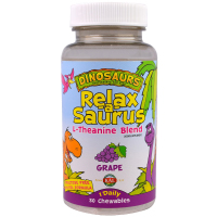 KAL-Dinosaurs-Relax-a-Saurus-L-Theanine-Blend-Grape