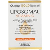 California Gold Nutrition, Липосомальный витамин C