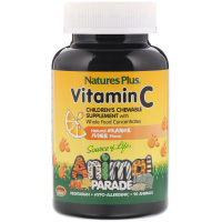 Nature's Plus, Source of Life, Animal Parade, Vitamin C