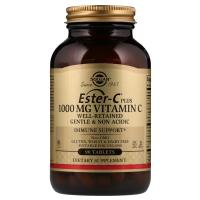 Solgar, Ester-C Plus, 1000 мг витамина С