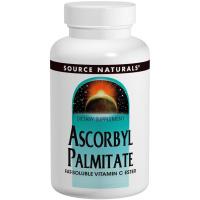 Source Naturals, Аскорбилпальмитат, 500 мг