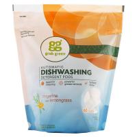 Grab Green, Моющее средство для автоматических посудомоечных машин в таблетках, без запаха