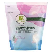 Grab Green, Моющее средство для посудомоечных машин, Тимьян и лист инжира