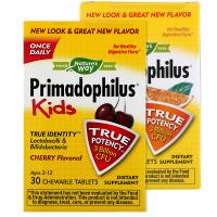 Nature's Way, Primadophilus, для детей, 3 млрд КОЕ