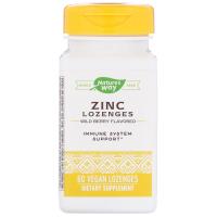 Nature's Way,  Леденцы с цинком (23 мг)