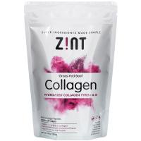 Zint, Коллаген из говядины травяного откорма, гидролизованный коллаген типов I и III