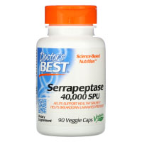 Doctor's Best, Серрапептаза