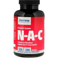 Jarrow Formulas, NAC, N-Acetyl-L-Cysteine
