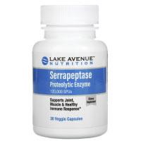 Lake Avenue Nutrition, Серрапептаза