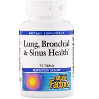 Natural Factors, Здоровье дыхательных путей
