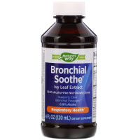 Nature's Way, Bronchial Soothe, Ivy Leaf Extract