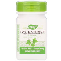 Nature's Way, Ivy Extract