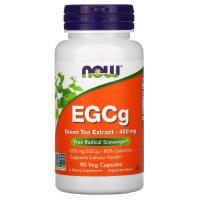 Now Foods, EGCg, экстракт зеленого чая