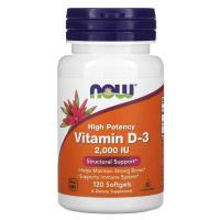 Now Foods, Высокоактивный витамин D3