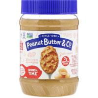 Peanut Butter & Co., Crunch Time, спред из арахисового масла