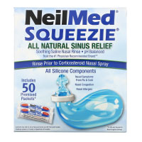 Squip, Squeezie, All Natural Sinus Relief