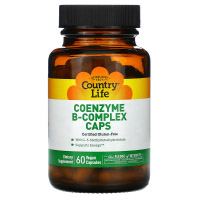 Country Life, Coenzyme B-Complex Caps