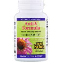 Natural Factors, Anti-V формула с клинически протестированным эхинамидом